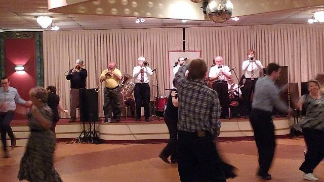 COHJS dixieland jazz jam session dance